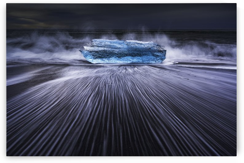 Blue Diamond by 1x