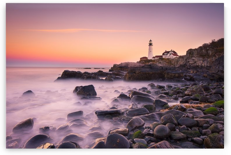 Portland Headlight by 1x
