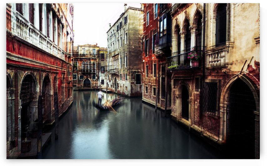 The Gondolier by 1x