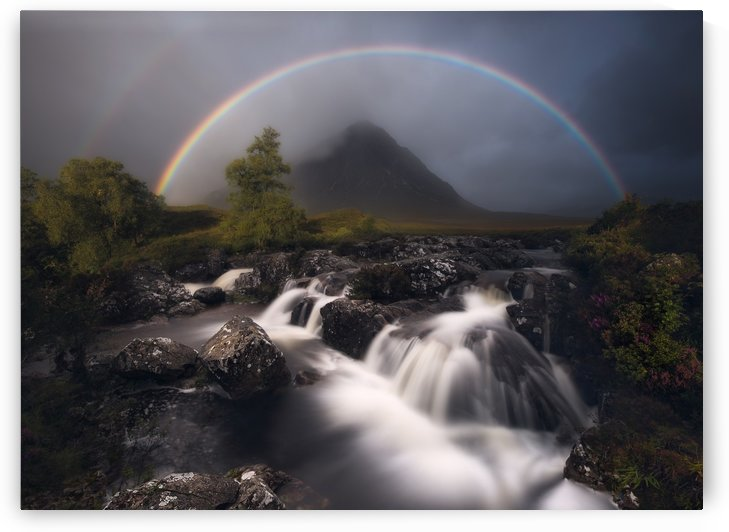 Etive Rainbow by 1x