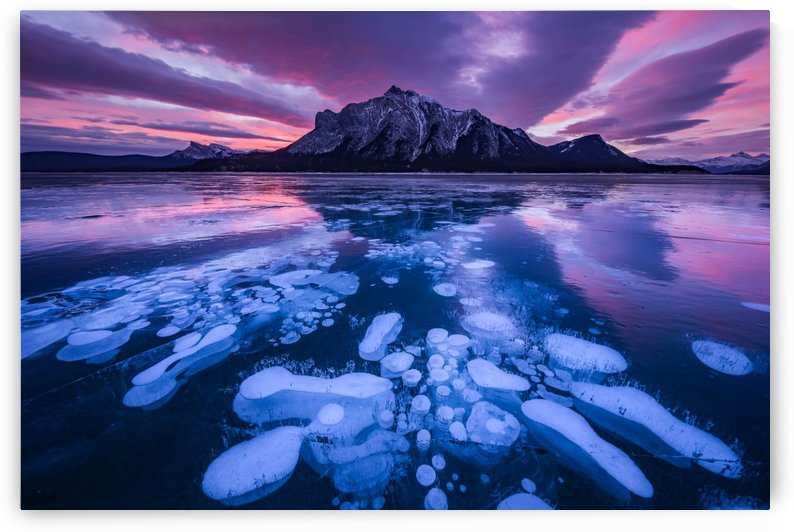 Abraham Lake 3 by 1x