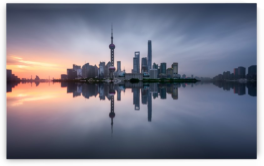 Good Morning Shanghai by 1x