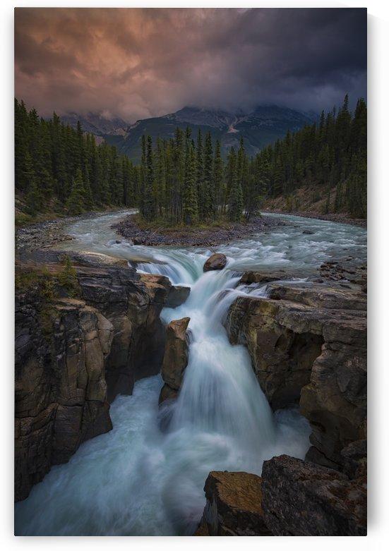 Sunwapta Falls by 1x