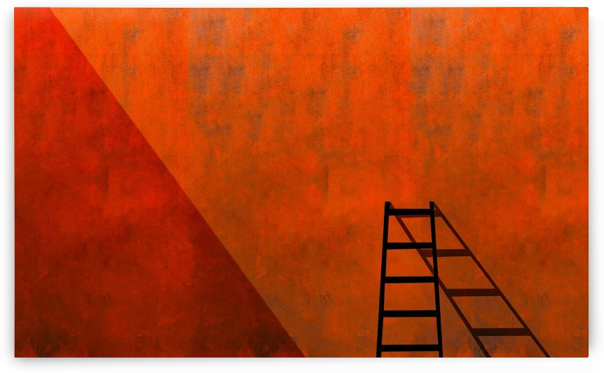 A ladder and its shadow by 1x