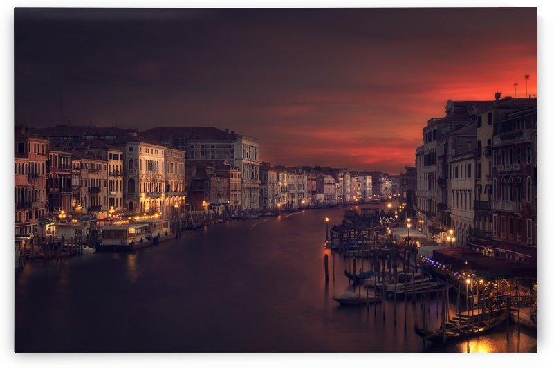 Gran canal by 1x