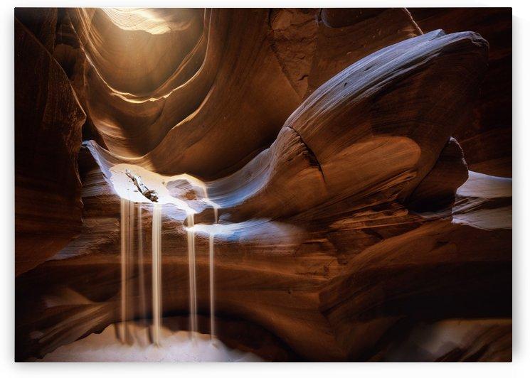 Antelope Waterfall by 1x