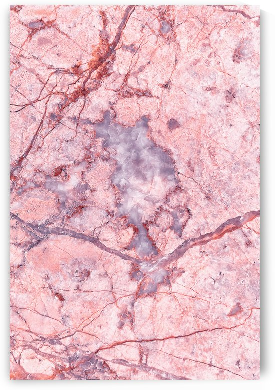 Pink Marble by Art Design Works