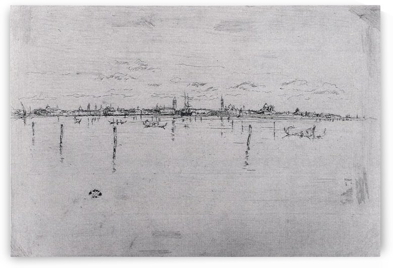 Little Venice by Whistler by Whistler