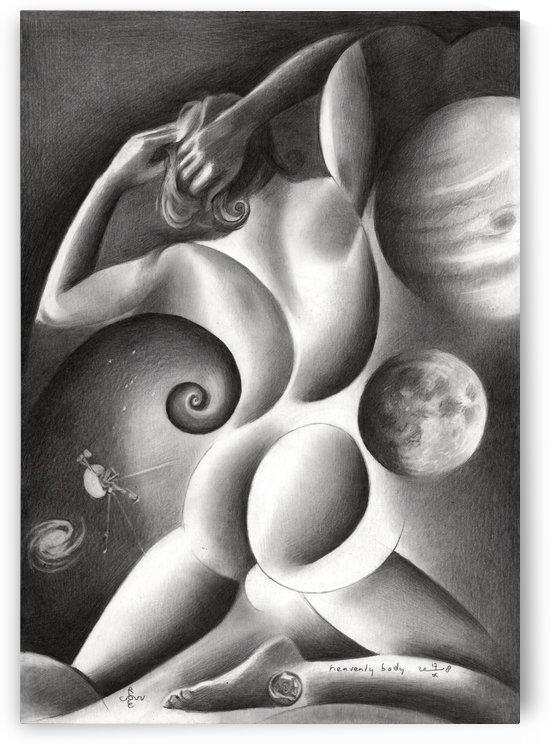 Heavenly body – 17-10-18 sold by Corné Akkers