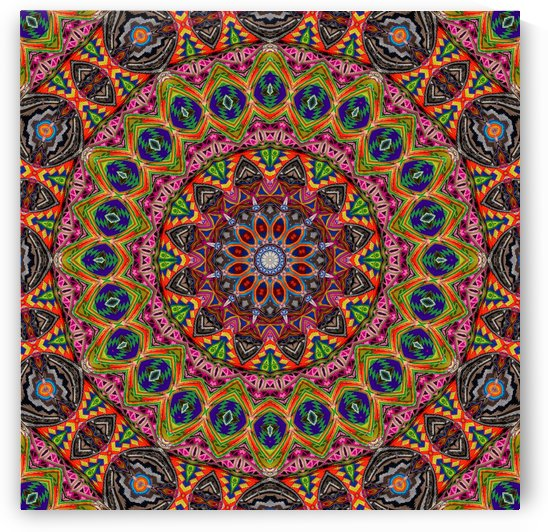 Cherga Mandala I by Art Design Works