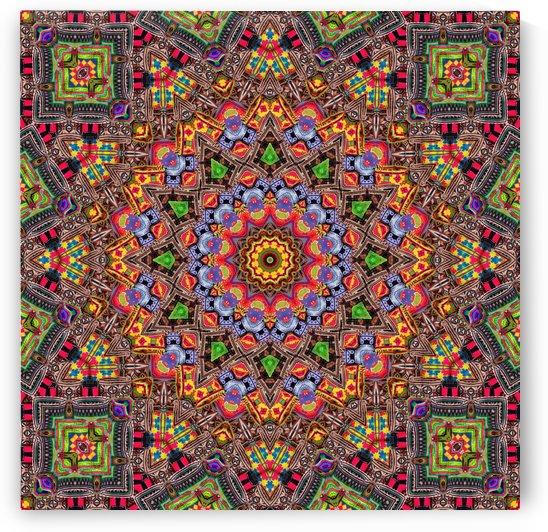 Cherga Mandala II  by Art Design Works