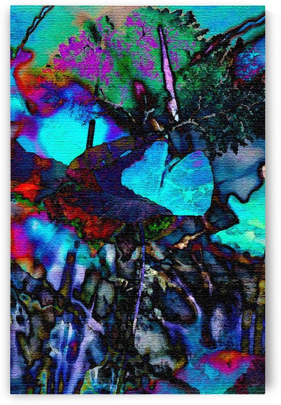 Cherry Blossom  by Violet