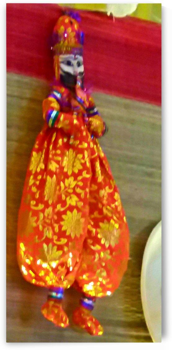 Puppet by Nilu Mishra