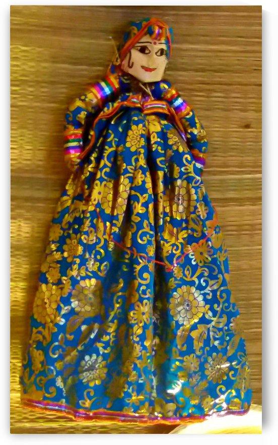 Puppet doll by Nilu Mishra