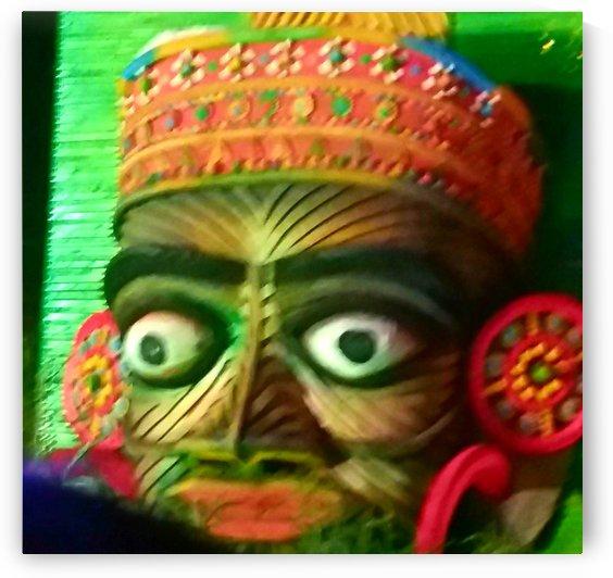 Tribal decor by Nilu Mishra