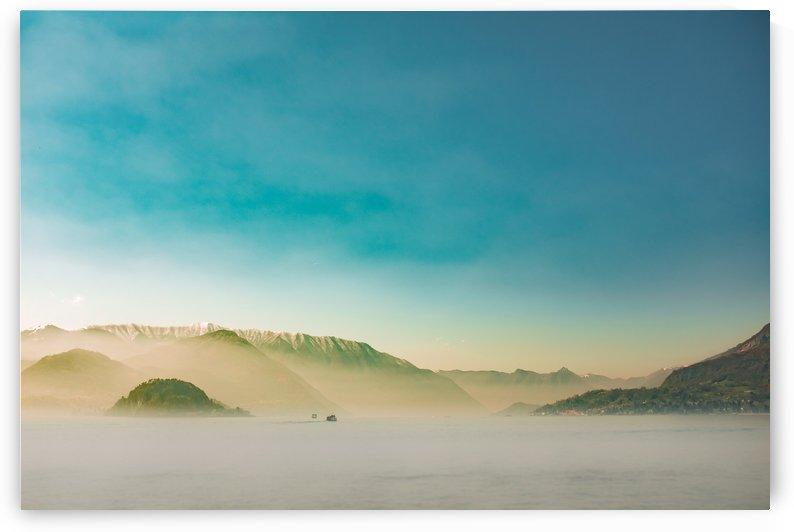 Lago di Como by Trish Hamilton