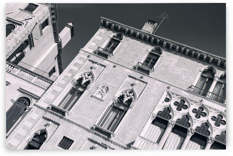 Venice Walls by Ira Silence