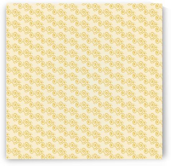 Yellow Hand Art Design by rizu_designs