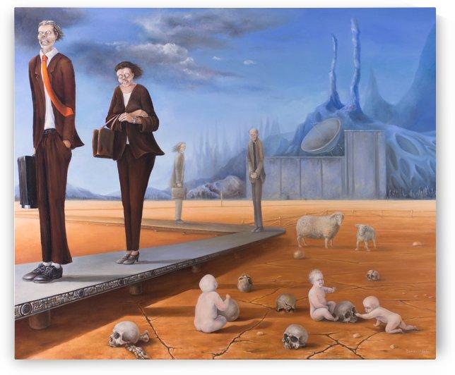 Cradle to grave by Gergely Bukovinszki