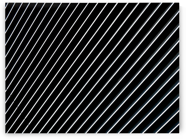 Shiny metal lines on the dark background by CiddiBiri