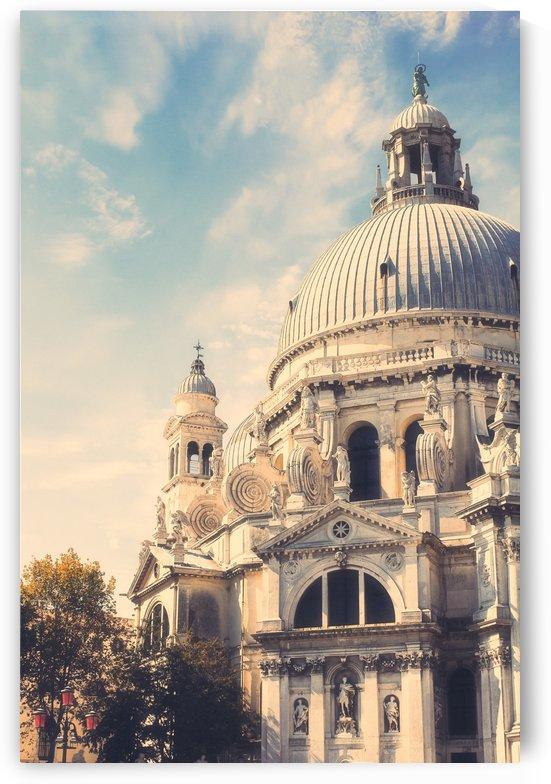 Santa Maria della Salute by Ira Silence