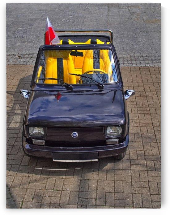 FiatBis MiniCar Modification by CiddiBiri