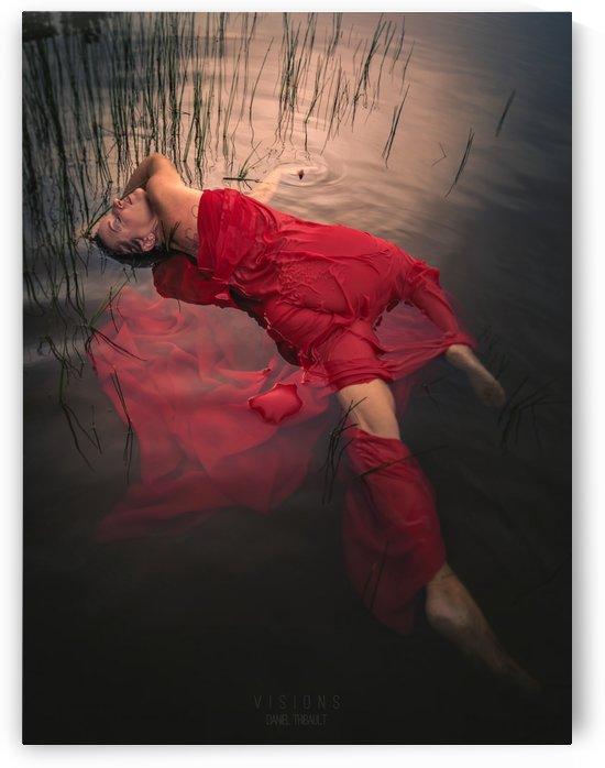 Mizu no hana 1 by Daniel Thibault artiste-photographe