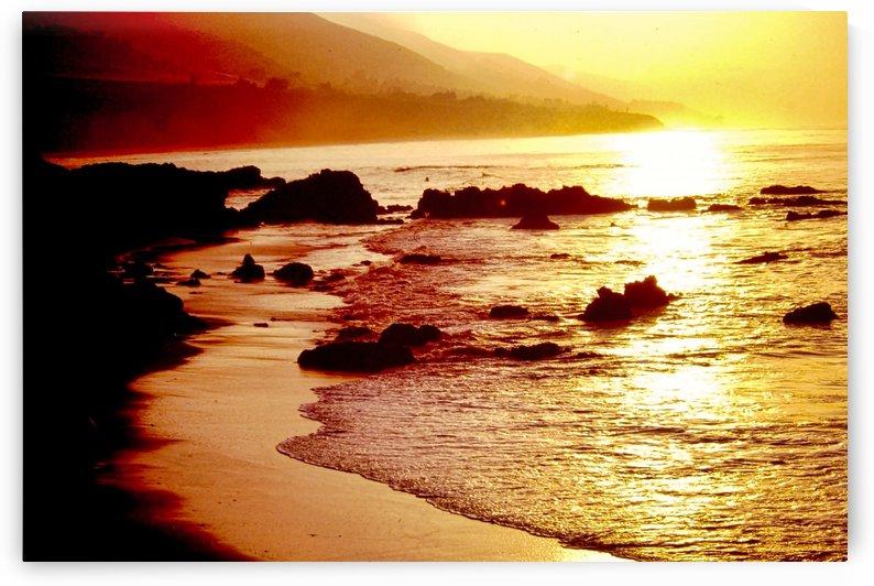Malibu Sunrise by Pamela Winter