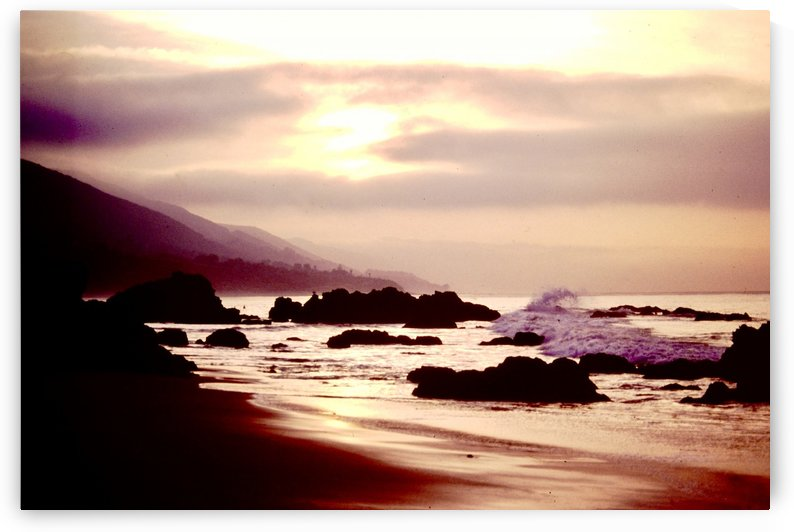 Leo Carrillo State Beach 2 by Pamela Winter