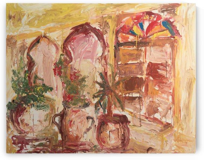 Neighbourhood   II by Khalid Alzayani