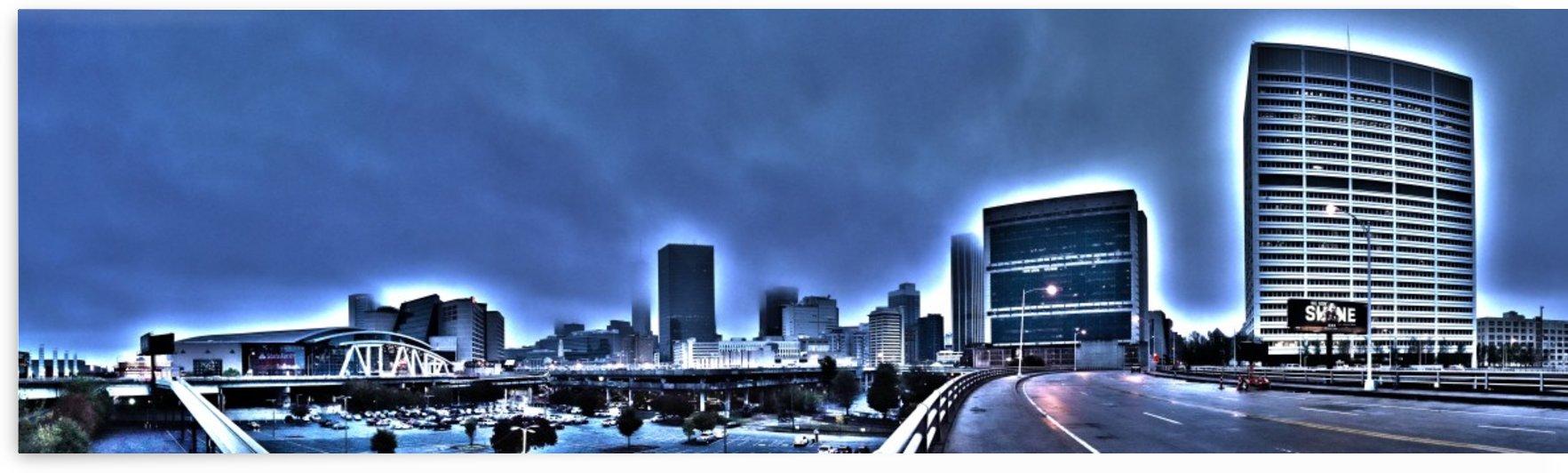Surreal Atlanta by Jonathan Lee Becherer