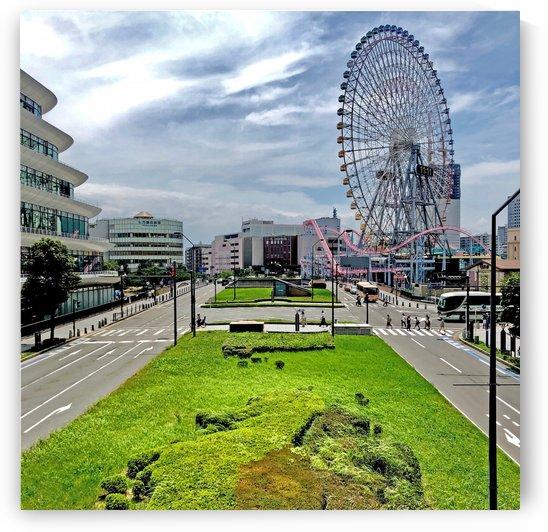 Yokohama by CmArtDesign