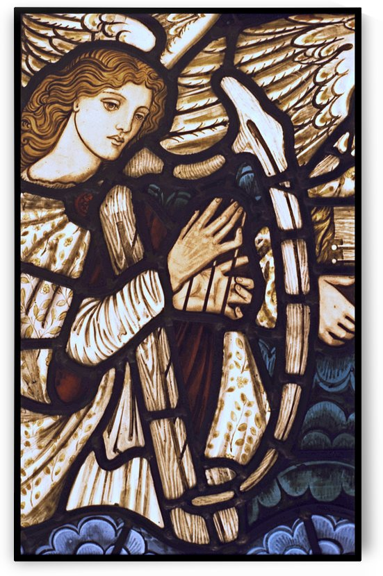 Edward Burne Jones 22 by Antonio Pappada