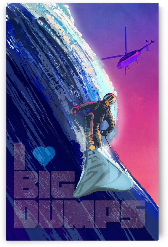 I LOVE BIG DUMPS by Sassan Filsoof