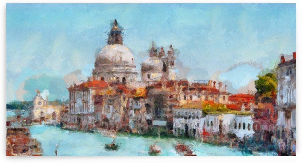 Venice 5 by zygmunt raszkowski