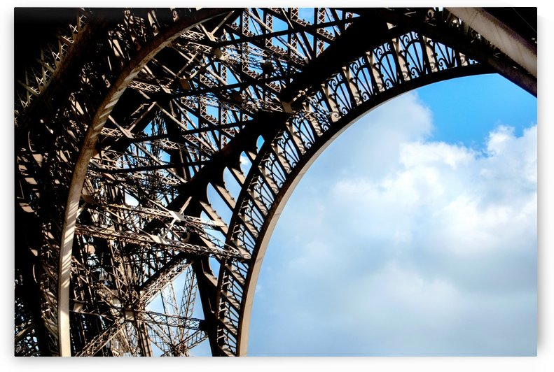 The Eiffel Tower  by Busybee-CR Photography
