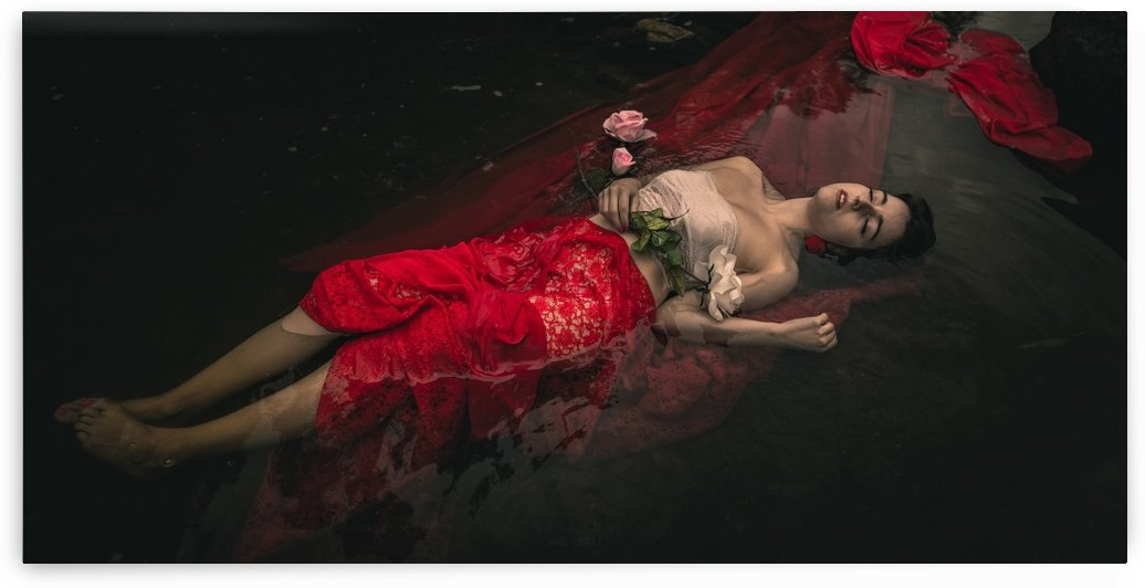Nina 2 by Daniel Thibault artiste-photographe