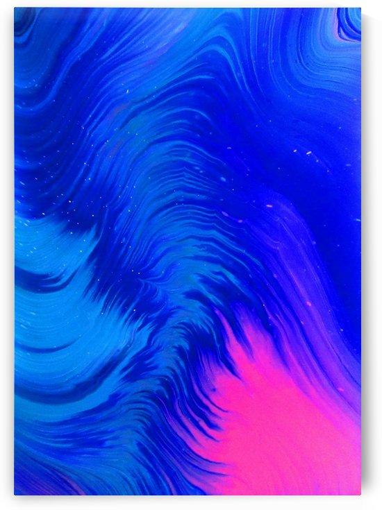 Aurora Borealis by Carola James