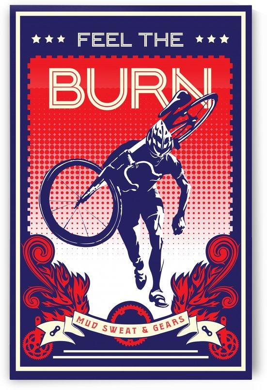 Feel The Burn Cyclocross by Sassan Filsoof