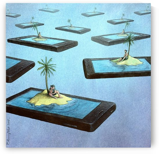Islands by Pawel Kuczynski