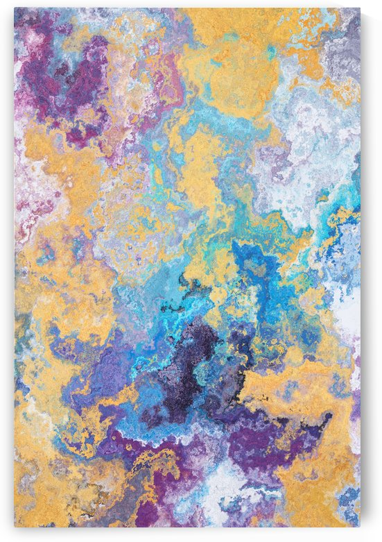 Abstract_Painting VI by Art Design Works