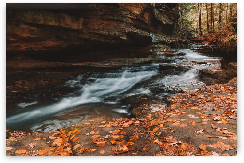 Hocking Hills by Noah E Geist