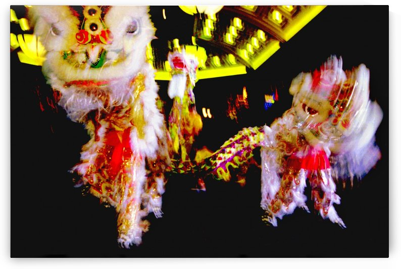 Chinese New Year by Billy R. Johnson