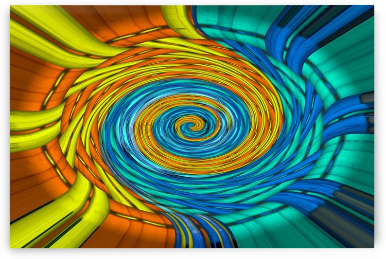 Magic Swirl by Kirsten Warner