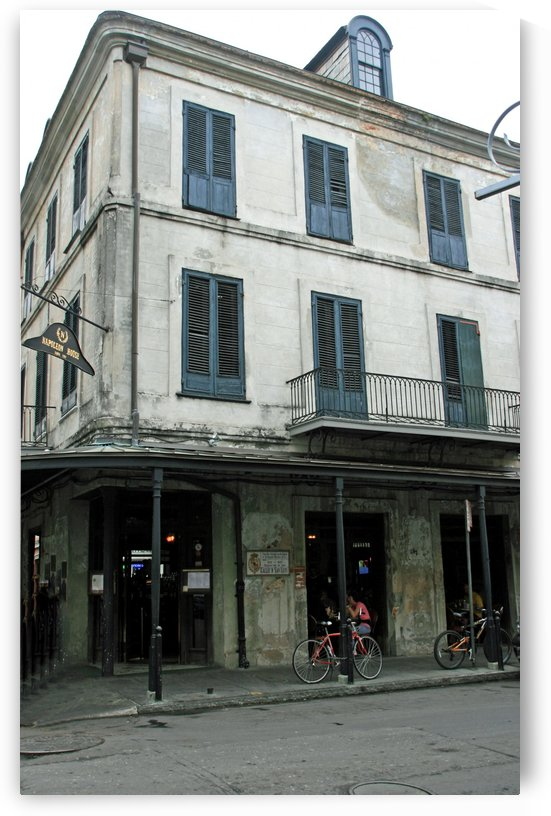 New Orleans Napoleon House by Deb Colombo