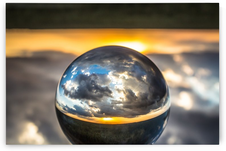 Lens Ball5 by Danielle Farrell