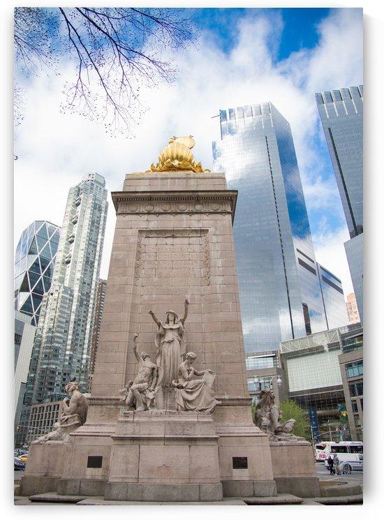 New York City by Billy Johnson