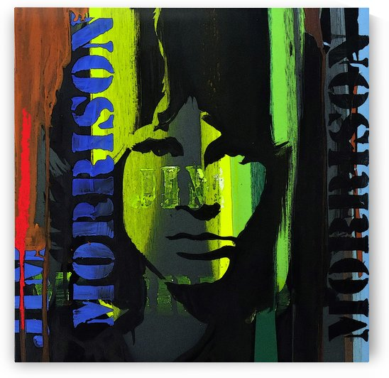 Jim Morrison by pradeesh k raman