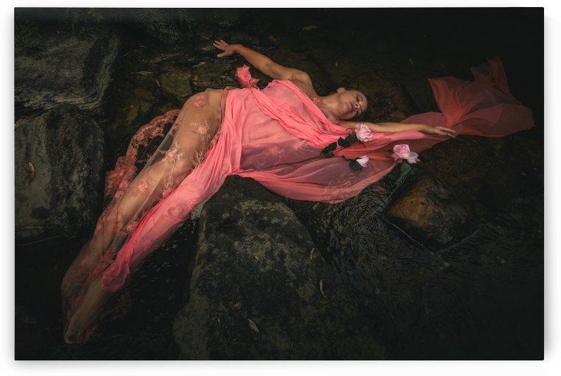 Mizu no hana 7 by Daniel Thibault artiste-photographe