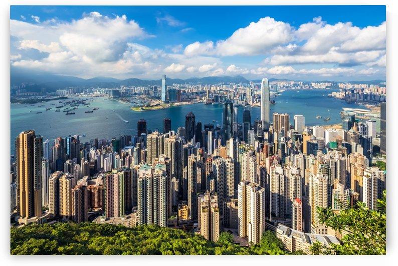 HONG KONG 01 by Tom Uhlenberg